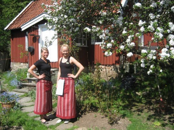 Ebba Carlsson & Anna Cagner 2007