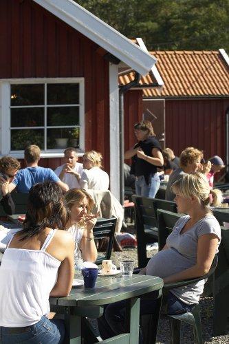 Gäster, bild tagen 2005