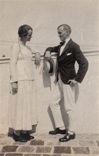 Astrid & Pelle i Havanna