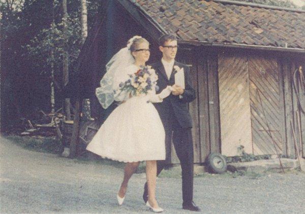 Bröllop på gården