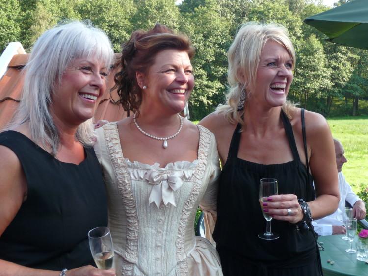 Susanne, Pia & Malin 2009