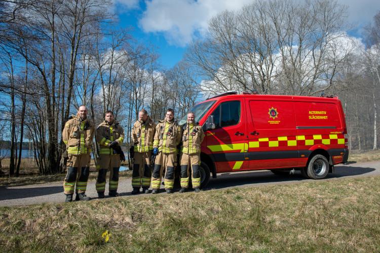 brandmän påsk 2015